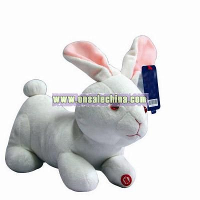 Birthday Gift Stuffed Rabbit