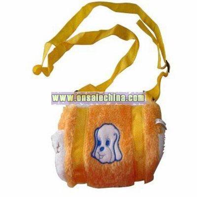Satchel Plush Bag