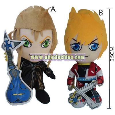 Plush Toys Of Kingdom Hearts