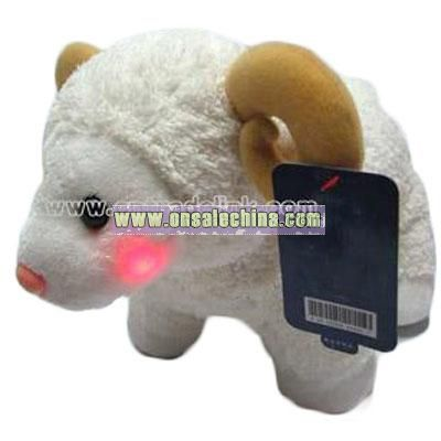 Birthday Gift Stuffed Sheep