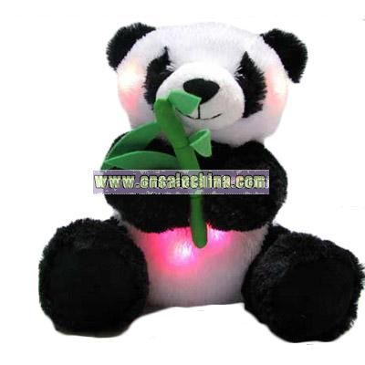 Plush Flash Panda