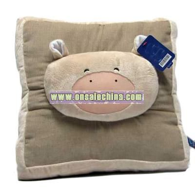 Plush Car Pill or Cushion