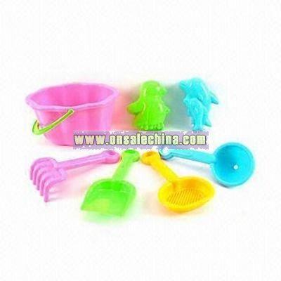 Nontoxic Beach Toy Set