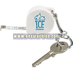 KEYRING TAPE MEASURES