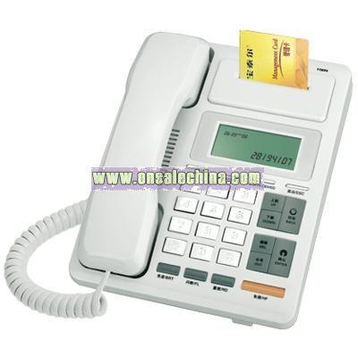 IC Card Telephone