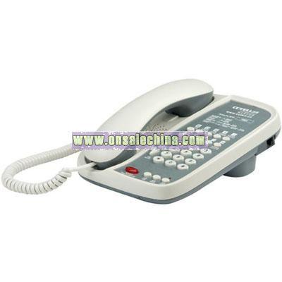 1-Line Standard Analog Guestroom Telephone