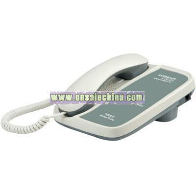 1-Line Standard Analog Lobby Telephone