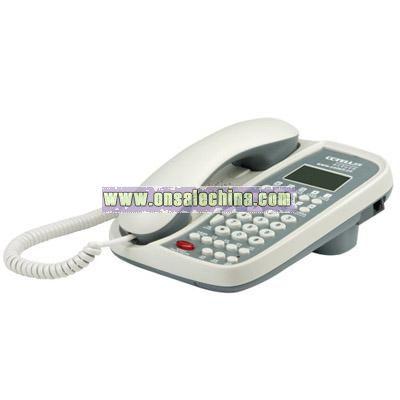 2-Line Caller ID Standard Analog Guestroom Telephone