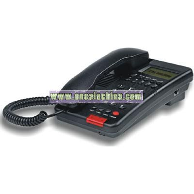 1 Line Analog Administrative Office Telephone