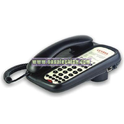 2-Line Standard IP Guestroom Telephone