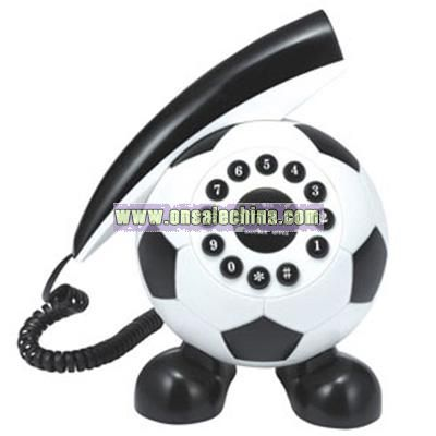 Novelty Football Telephone