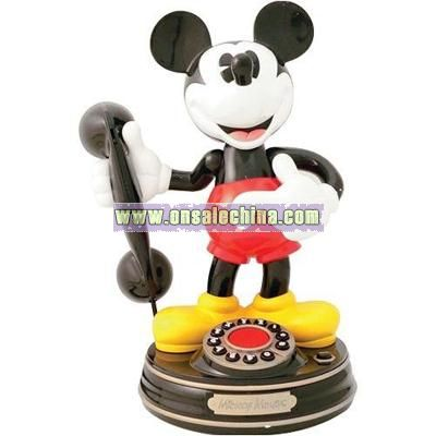Mickey Mouse Character Phone
