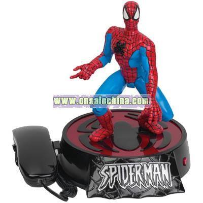 Telephone-Spiderman Animated Phone
