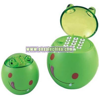 Novelty Frog Telephone