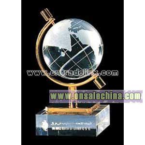 Crystal Ball/Sphere-Globe/Tellurion
