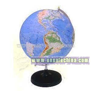 Paper-Plastic Globe