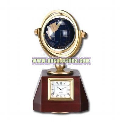 Tellurion Craft Clock