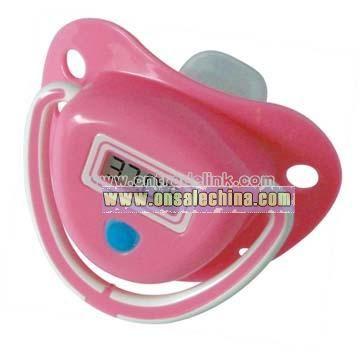 Pacifier WaterProof Digital Thermometer