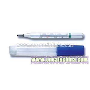 Metalic Liquid Non-mercury Thermometer