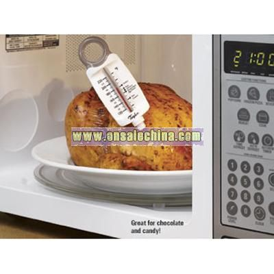 Microwave Thermometer