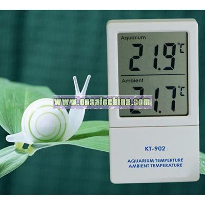 Aquarium Ambient Thermometer