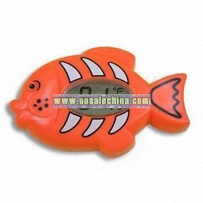 Fish Digital Bath Thermometer