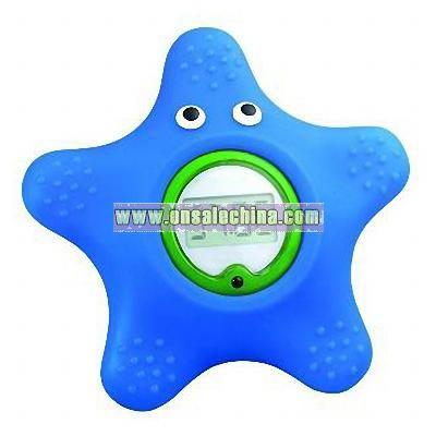 Starfish Bath Thermometer