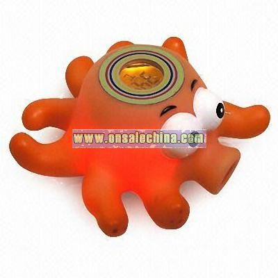 Octopus Bath Thermometer