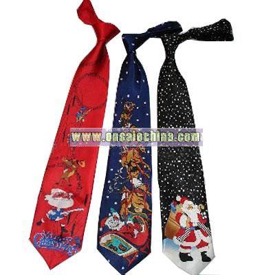 Christmas Music Necktie