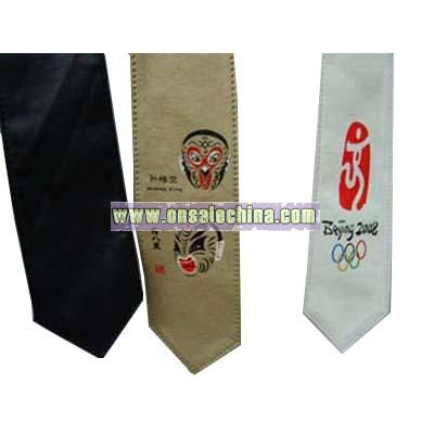 Leather Ties