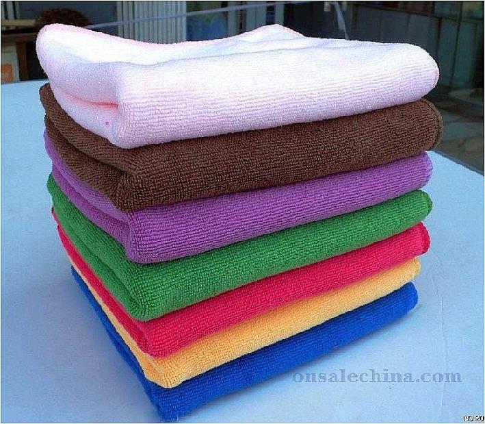 Microfible Hair Towel