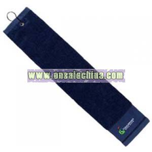 Promotional Golf Towel
