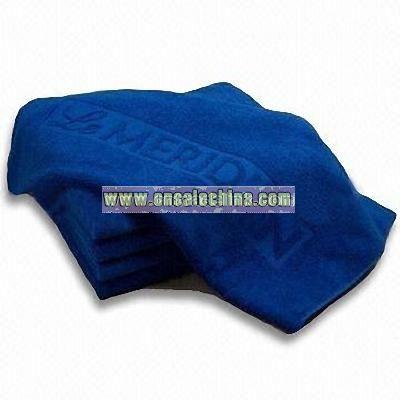 Jacquard Bath Towels for Hotels