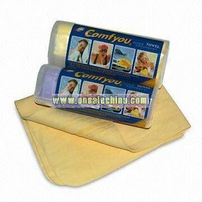 PVA Chamois Hairdressing Towel