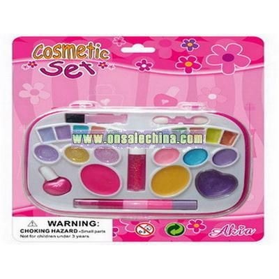 makeup toy gift set wholesale china osc wholesale