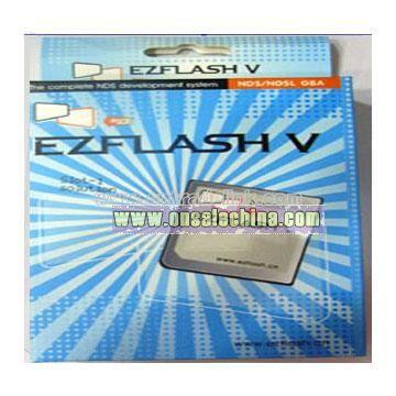 EZ Flash V card (E-EZ Flash V)