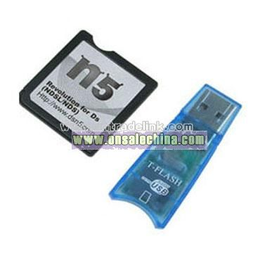 N5 DS Revolution Card for NDS/ NDSL (E-N5)