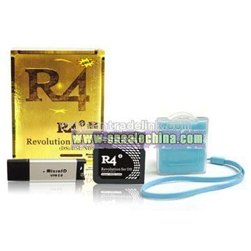 R4i Gold Version for NDSi, DSi (E-R4i new)