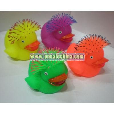 big two-tone duck toys