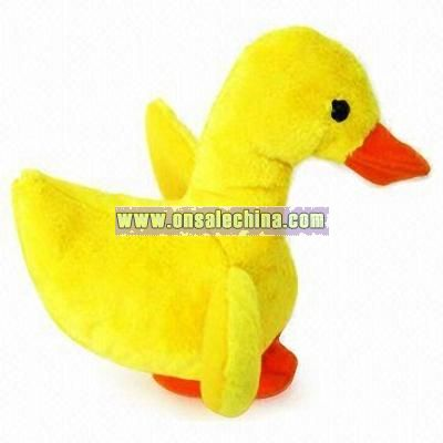 Expansion Toy in Duck Design