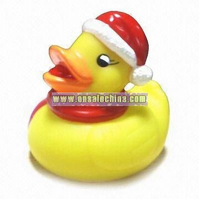 Christmas Rubber Duck Toys