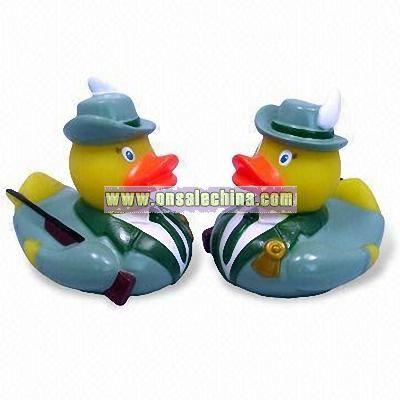 Floating Bath Duck