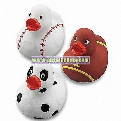 Sports Floating Bath Duck