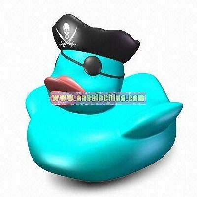 Captain Pirate Duck Toys