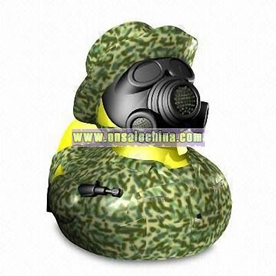 Floating Chemical Warfare Duck Toys