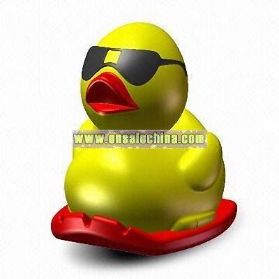 Junior Racing Duck on Boggie Board