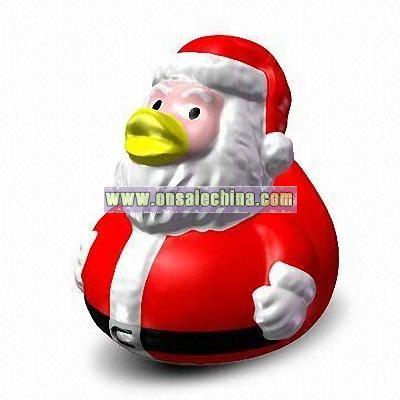 Santa Duck Toys