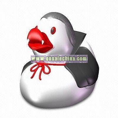 Squeak Vampire Duck Toys