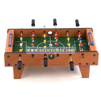 football games for kids. Kids Miniature Wooden Football