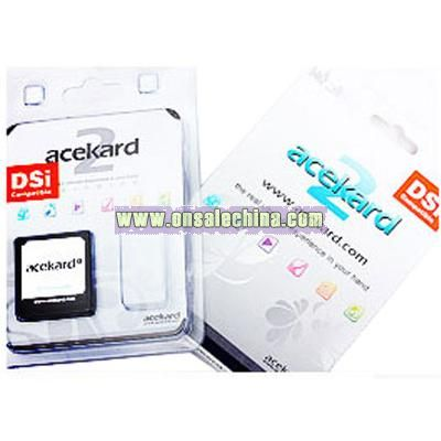 Acekard 2i for DS Game card